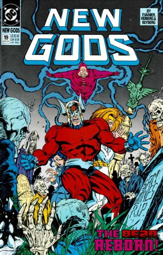 New Gods #19