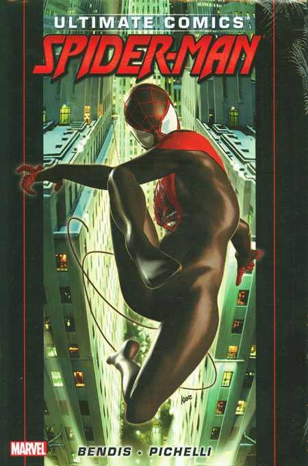 Ultimate Comics Spider-Man Vol. 1 HC