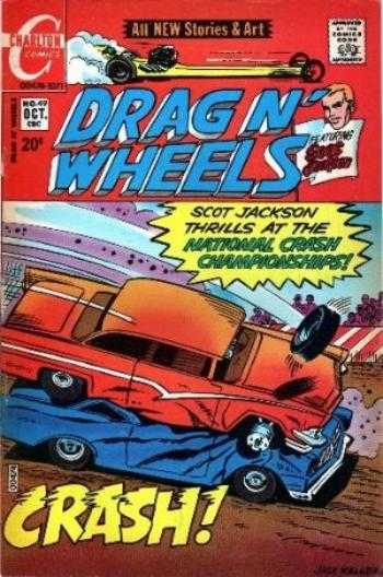 Drag N' Wheels #49