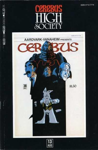 Cerebus High Society #13