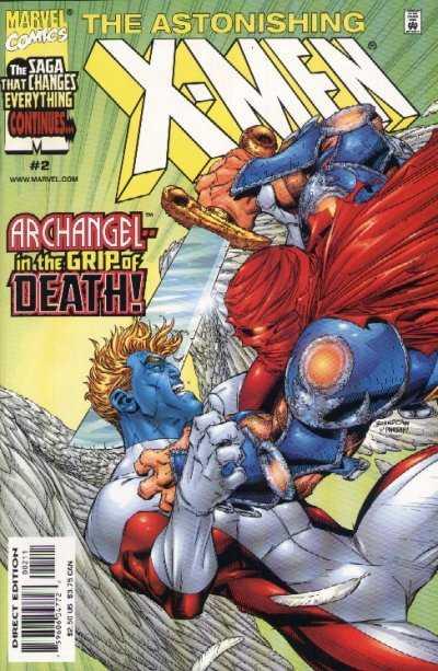 The Astonishing X-Men #2