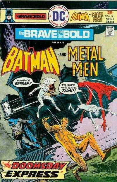 The Brave and the Bold #121