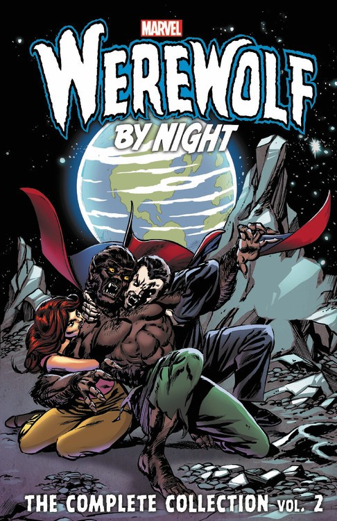 Werewolf by Night: The Complete Collection Vol. 2 TP