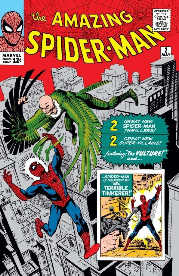 The Amazing Spider-Man #2