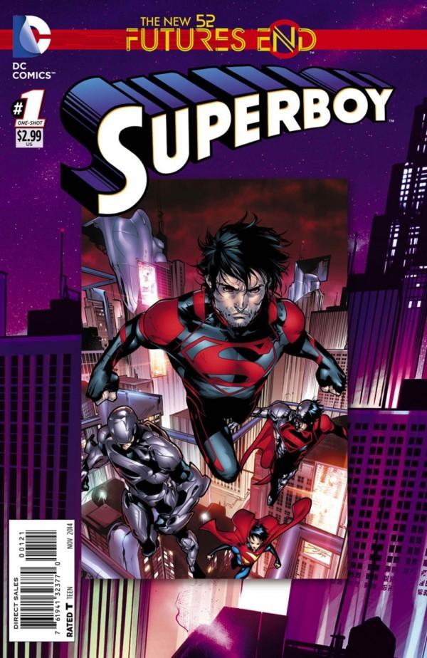 Superboy: Futures End #1