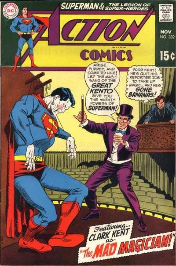 Action Comics #382