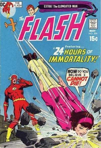 The Flash #206