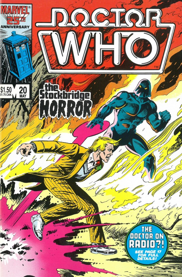 Doctor Who #20