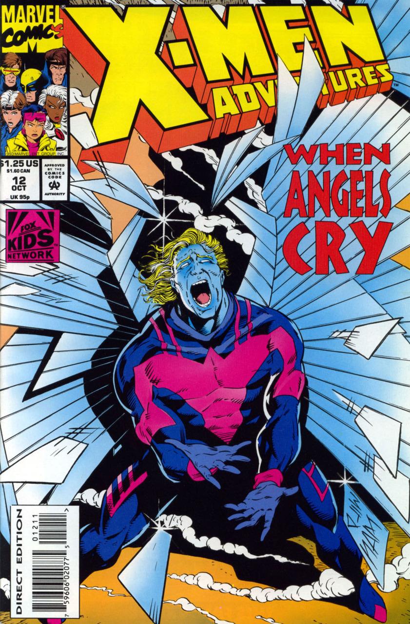 X-Men Adventures #12