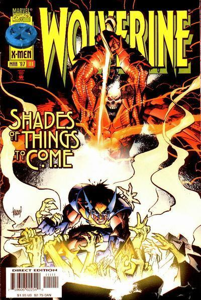 Wolverine #111