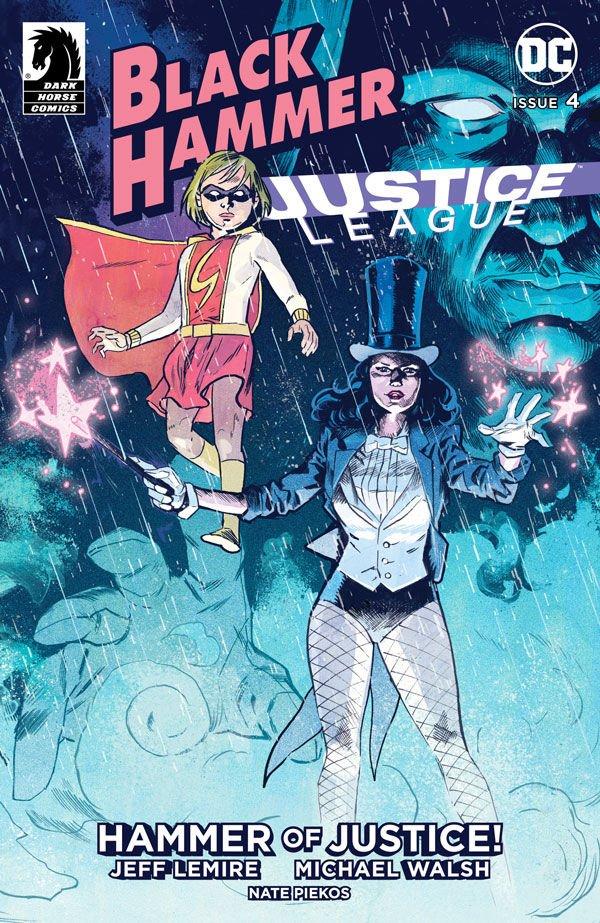 Black Hammer / Justice League: Hammer of Justice #4