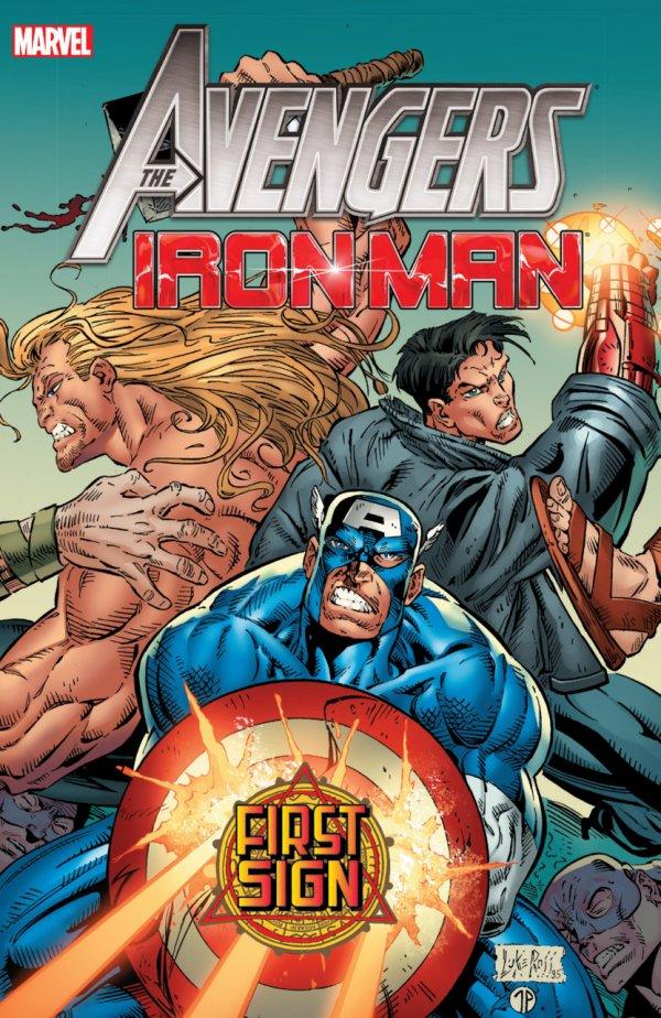 Avengers Iron Man: First Sign TP