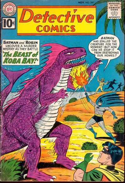 Detective Comics #297
