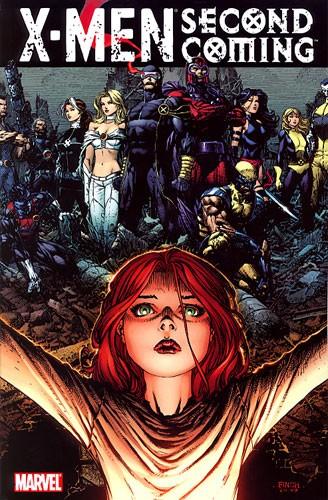 X-Men: Second Coming TP