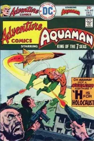 Adventure Comics #442