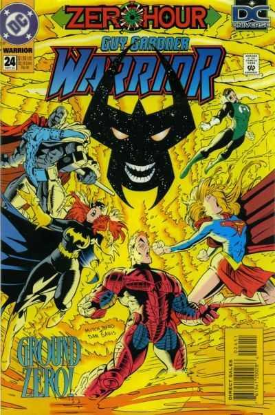 Guy Gardner: Warrior #24