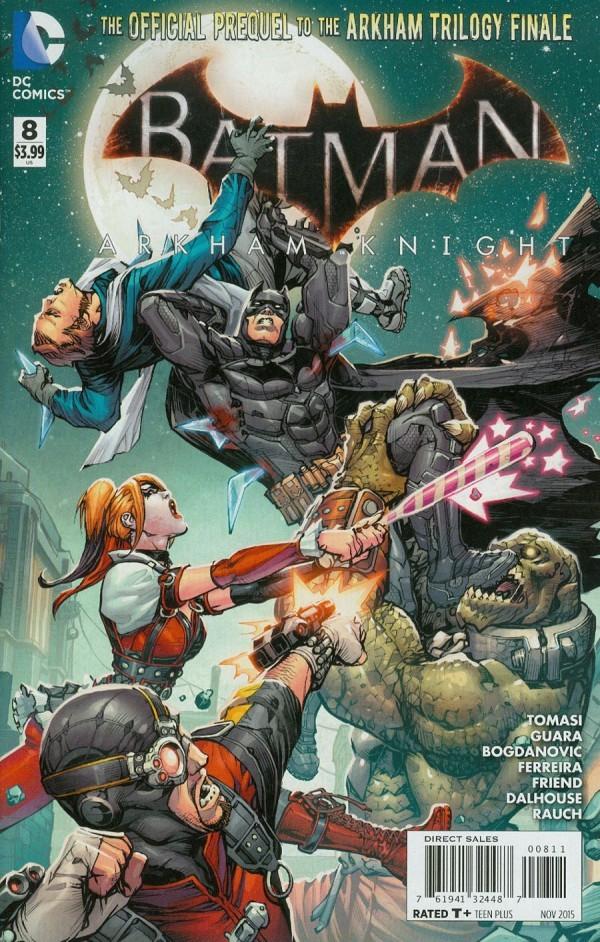 Batman: Arkham Knight #8
