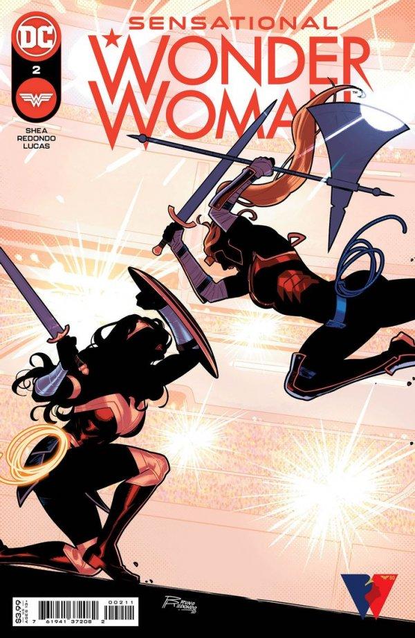 Sensational Wonder Woman #2