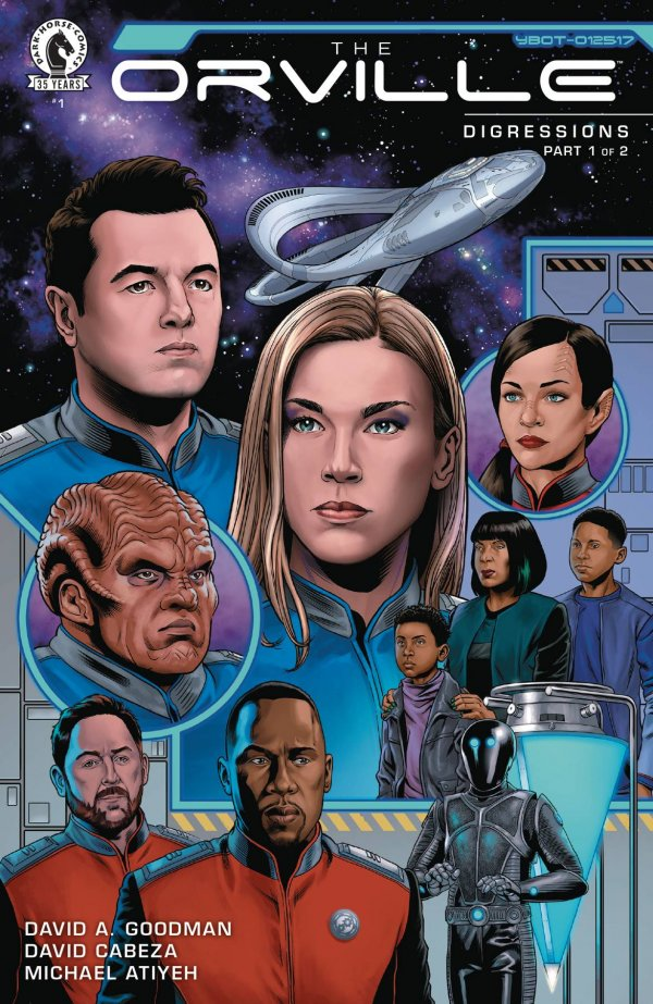 The Orville: Digressions #1