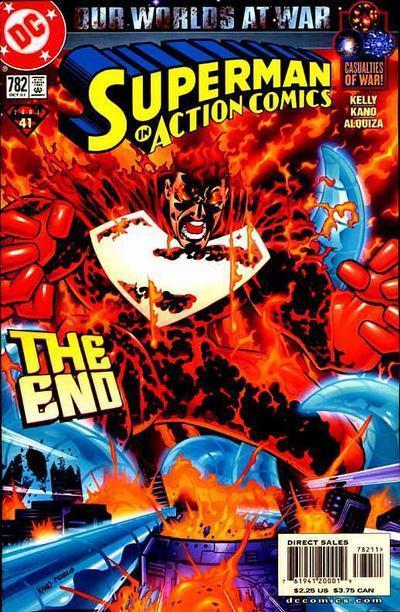 Action Comics #782