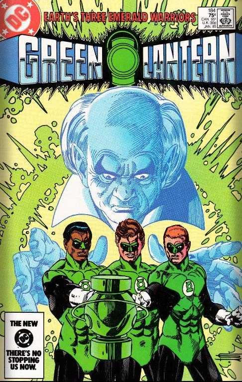 Green Lantern #184