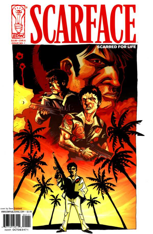 Scarface: Scarred For Life #1