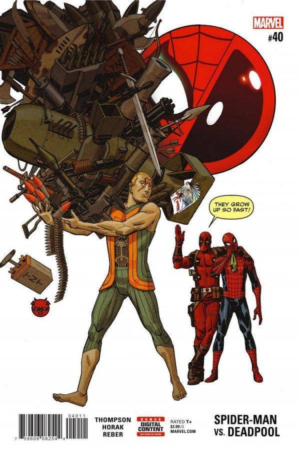 Spider-Man / Deadpool #40