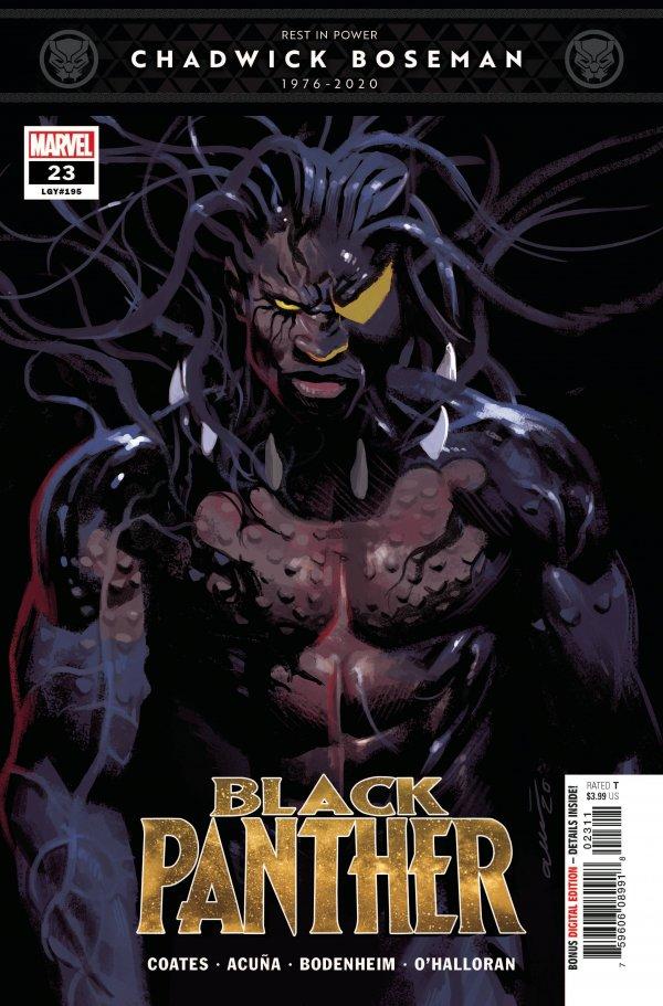 Black Panther #23