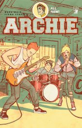 Archie #3 Chiang Variant