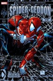 Spider-Geddon #1 Philip Tan Variant B