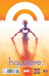All-New Hawkeye #1 2nd Printing