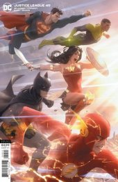 Justice League #49 Variant Edition