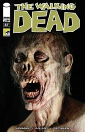 The Walking Dead #87 San Diego Comic-Con International Variant