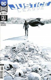 Justice League #38 Variant Edition