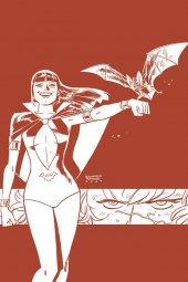 Vampirella / Red Sonja #5 1:21 Incentive