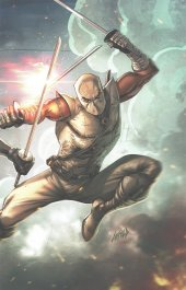 Snake Eyes: Deadgame #1 Rob Liefeld Torpedo Comics Retailer Exclusive Storm Shadow Virgin Variant Cover D (Ltd. 500)