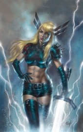 X-Men #6 Lucio Parrillo Virgin Variant Edition