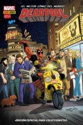 Deadpool Bi-Annual #1 La Resistencia Exclusive Salva Espin Variant