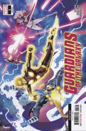 Guardians of the Galaxy #1 2nd Printing
