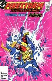 The Fury of Firestorm #61