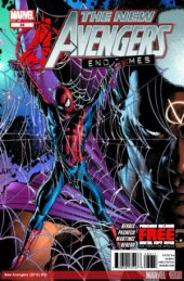 The New Avengers #32