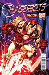Thunderbolts #8 Iron Man Variant