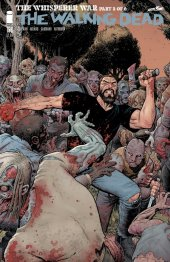The Walking Dead #158 Connecting Variant