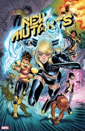 New Mutants #1 Javi Garron Young Guns Variant