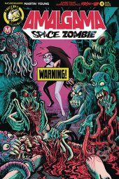 Amalgama Space Zombie #4 Cover D Baugh Risque