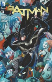 Batman #50 Dynamic Forces Amanda Conner Variant