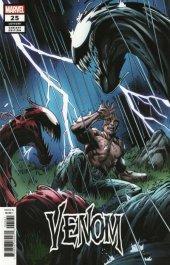 Venom #25 Mark Bagley Variant