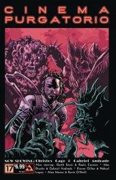Cinema Purgatorio #17 Vast Cover