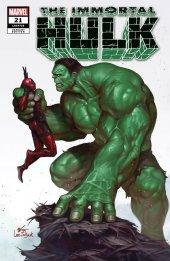 The Immortal Hulk #21 InHyuk Lee Variant A