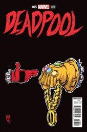 Deadpool #45 Young Jewels Variant